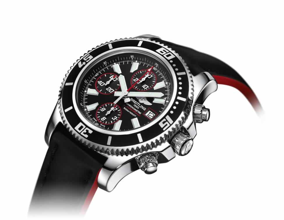 Breitling Superocean Chronograph II knock off