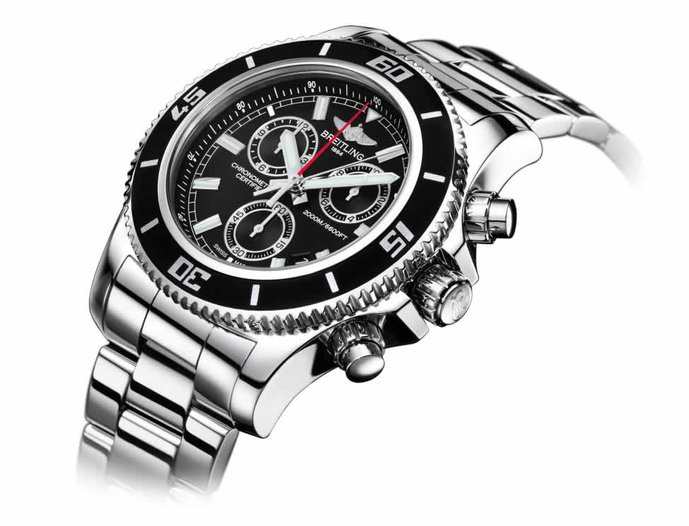Breitling Superocean Chronograph M2000 knock off