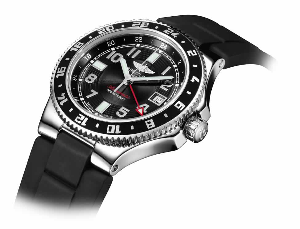 Breitling Superocean GMT knock off