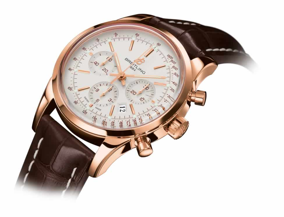 Breitling Transocean Chronograph knock off