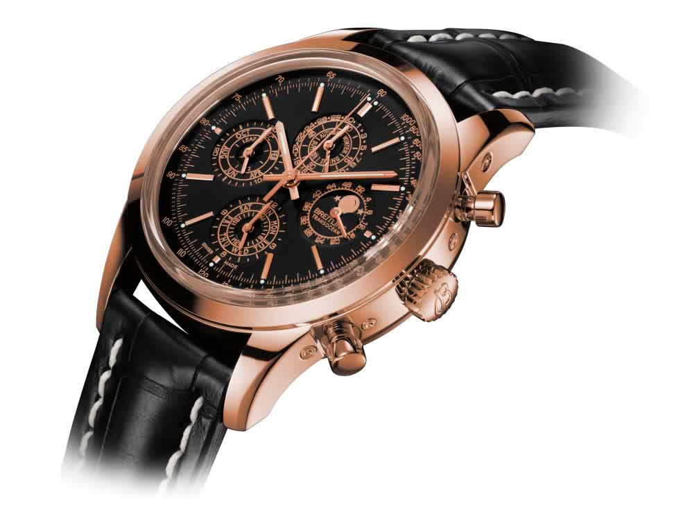 Breitling Transocean Chronograph QP knock off